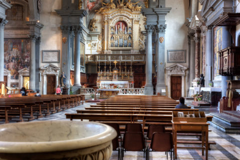 chiesa di san marco firenze albano nicola foto