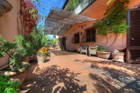 terrazzo con resede appartamento firenze albano nicola foto nka.it