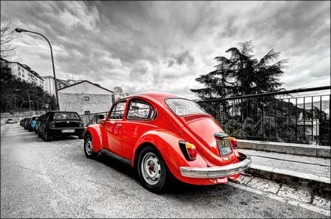 maggiolone rosso albano nicola foto nka.it