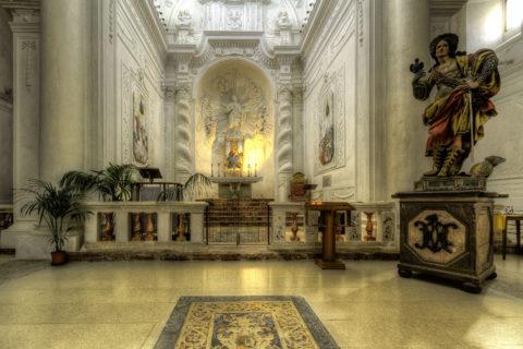 Altare Chiesa Erice nicola albano foto nka.it