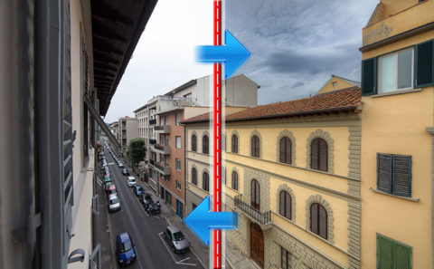 via interna di firenze foto before after albano nicola foto